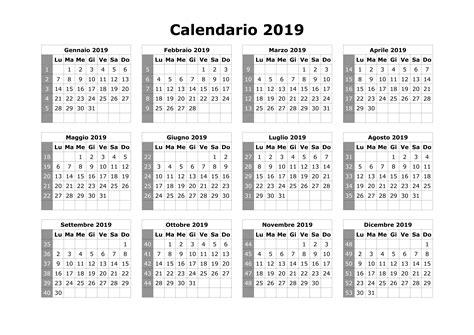 calendario luglio agosto 2019 da stare calendario 2019