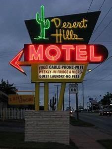 Western Motel Route 66 Sayre Oklahoma