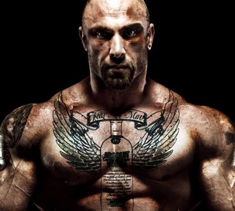 tough chest tattoo quotes quotesgram