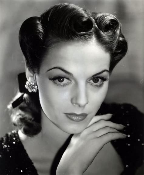 1940s Evening Hairstyles by 10 Images About Hair Make Up Vintage And Otherwise