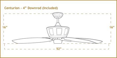 how do you measure a ceiling fan how to measure ceiling fan www energywarden net