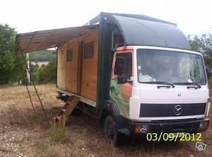 Aménager Son Camion : camion amenager doccas voiture ~ Melissatoandfro.com Idées de Décoration