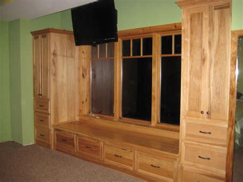 built  bedroom cabinets kenton construction