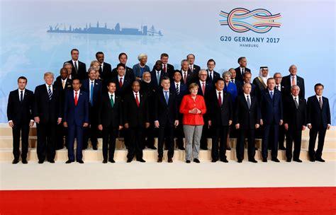 Trump, Merkel, Putin The Gang's All Here As Leaders