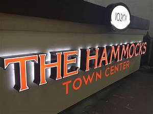 usa signs inc miami florida proview With lit channel letters