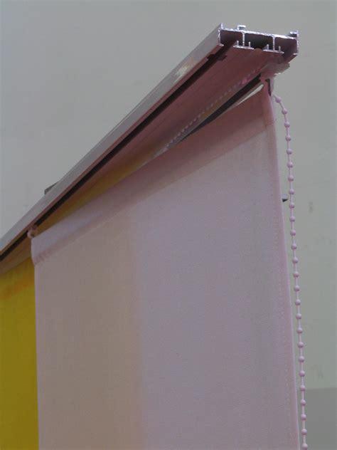 Vorhänge Auf Schienen by Vorh 228 Nge Schr 228 G Auf 2 Schienen Einsetzen