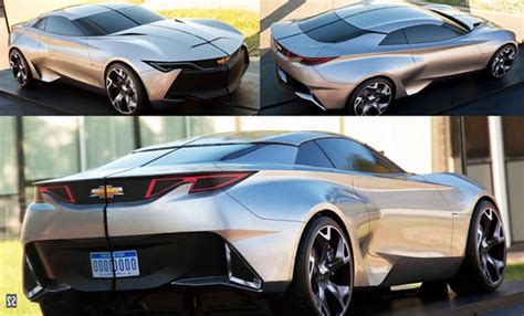 Chevy Camaro Concepts by New 2017 Chevy Camaro Http Www Carspoints Wp