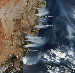 Australian Fires Still Burning