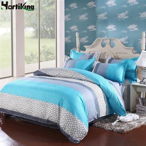 comfortable cotton luxury bedding set duvet cover set king