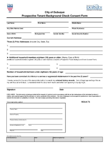22123 background check consent forms background check form templates fillable printable