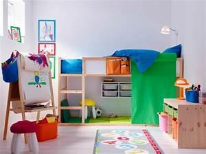 Ikea Kinder Matten : 105 ideen f r kinderzimmer altersgerecht einrichten ~ Frokenaadalensverden.com Haus und Dekorationen
