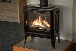 Madrona Gas Stove