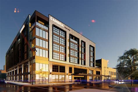 cambria hotel planned detroit hospitality net