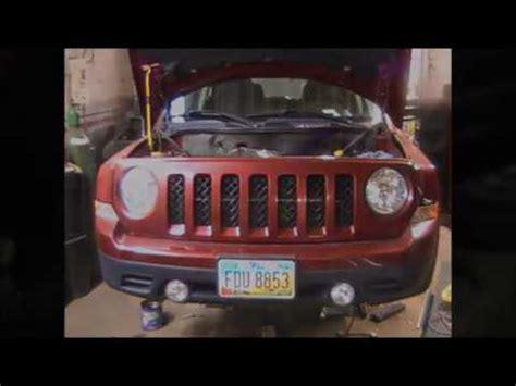 old car repair manuals 2011 jeep patriot transmission control 2011 jeep patriot transmission problem youtube