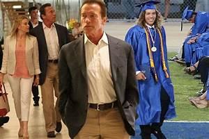 Arnold Schwarzenegger's love child graduates high school ...