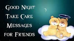 take care messages for friends