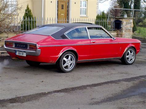 TopWorldAuto >> Photos of Ford Granada Coupe - photo galleries