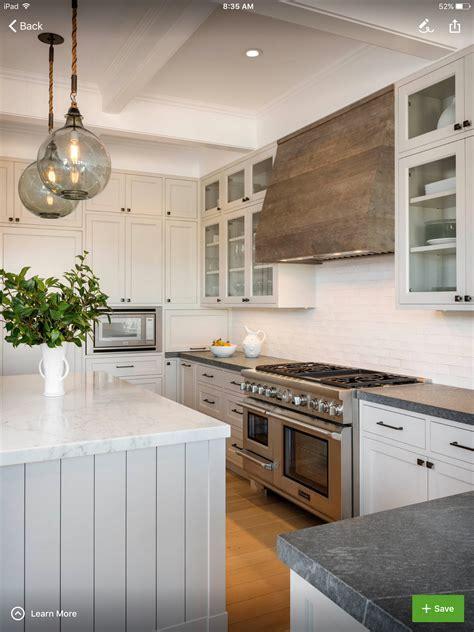 Reclaimed wood hood   Kitchen ideas   Pinterest   Kitchen