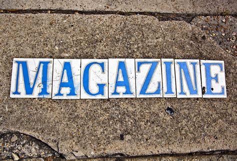magazine tiles photograph by federico arce
