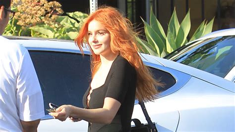 Ariel Winters Hairstylist Reveals Details On Achieving Her Red Hair Hollywood Life