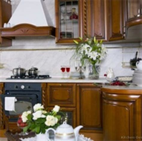 Pictures Kitchens Traditional Dark Wood Golden