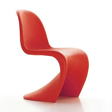 chaise panton vitra panton junior chair genius jones design for a