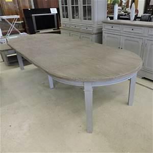 Tables Rondes Extensibles : salle manger style campagne chic ~ Teatrodelosmanantiales.com Idées de Décoration