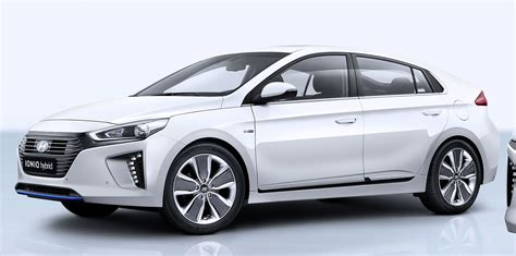 2017 Hyundai Hybrid Electric Vehicle Review And
