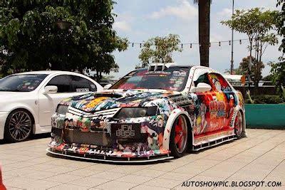 creative cars custom modified naruto waja