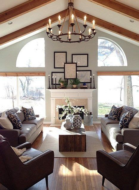 formal living room window treatments 22 farm tastic decorating ideas inspired by hgtv host