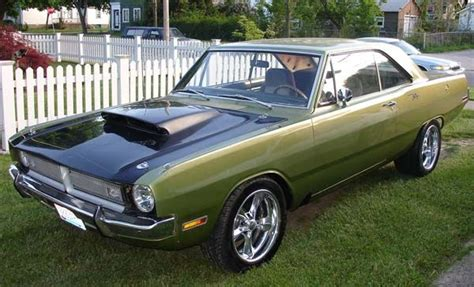 Classic Dodge Dart by Classic Dodge Dart Was An Automobile Manufactured And