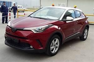 Toyota C Hr 2016 : toyota c hr spied in turkey to be built in thailand ~ Medecine-chirurgie-esthetiques.com Avis de Voitures