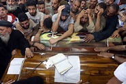 Dozens of Egyptian Coptic Christians killed, hurt in ...