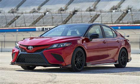 2020 Toyota Camry TRD: Review - » AutoNXT