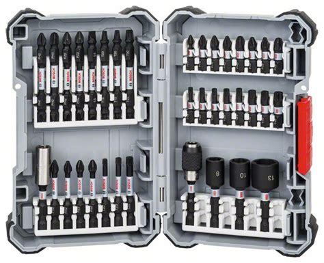 Bosch Impact Control Schrauberbit-set, 36-teilig