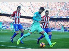Atletico Madrid vs Barcelona live streaming Watch La Liga