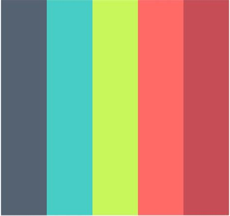 color palettes color palette junkydotcom inspirational wall in