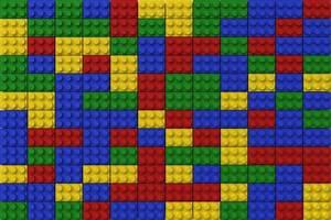 Fototapete Lego Hintergrund • Pixers® Wir leben, um zu