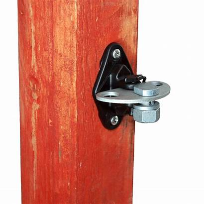 Gate Wood Connector Way Powerfields Fence Electric