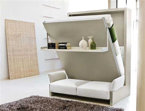 murphy bed with sofa transformable murphy bed over sofa systems that save up on