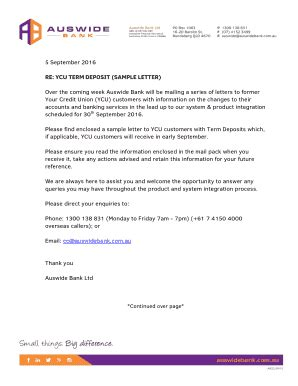 fillable bank letter  customer sample edit