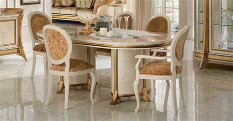 italian dining room furniture italian tables chairs
