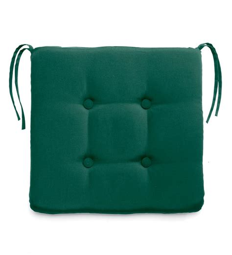 chair cushion with ties chair pads cushions