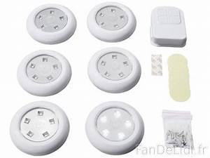 Lampe Led A Pile : lampe led a pile avec telecommande clairage de la cuisine ~ Dailycaller-alerts.com Idées de Décoration