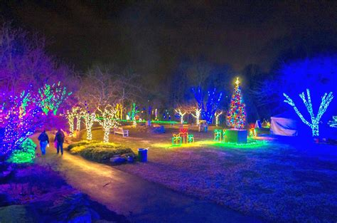lights christmas gardens meadowlark vienna virginia va fill