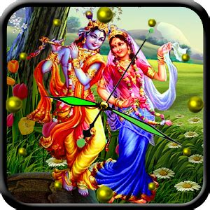 5d home design radha krishna analog clock android apps on play