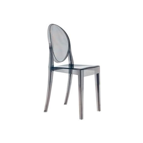 philippe de la chaise chaise ghost kartell philippe starck boutique