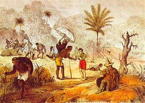el elenco de esclavitud humana