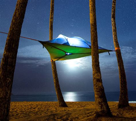 tentsile tree tent lets  camp   air