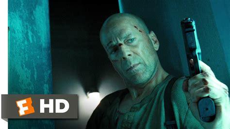 Live Free Or Die Hard (35) Movie Clip  Spiderboy (2007